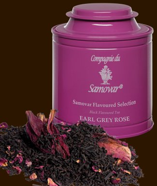 Tè Earl Grey Rose